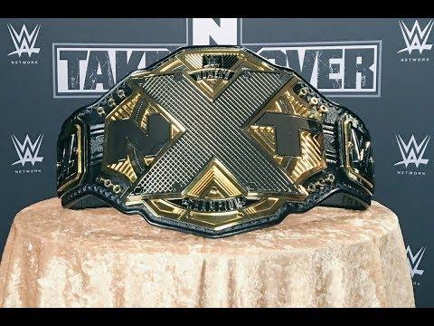 NXT Women's Championship History 2