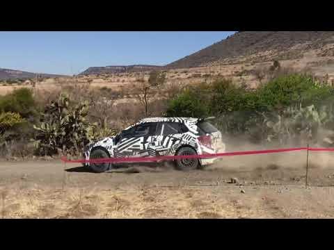 POLO R5 MEXICO TEST / WRC MEXICO
