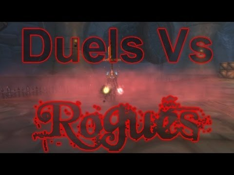 Warcraft PvP: Swifty Duels Vs Rogues