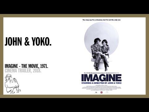Preview Trailer Imagine, trailer ufficiale