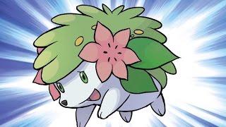 Downloading Shaymin in Pokemon Omega Ruby/Alpha Sapphire by SkulShurtugalTCG
