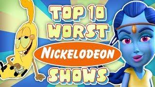 Video Top 10 WORST Nickelodeon Cartoons MP3, 3GP, MP4, WEBM, AVI, FLV Agustus 2018