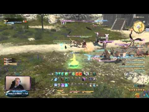 Final fantasy xiv online: a realm reborn. Solo Duo Fate fun