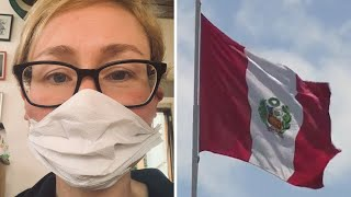 video: Diary of a coronavirus castaway: 'A three-month quarantine in Cusco? The stakes have just been raised'