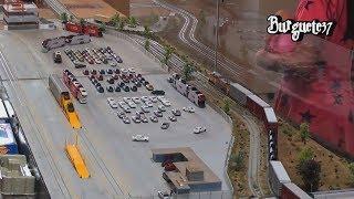 La XXI Convención de Ferromodelistas y Ferroaficionados de la Republica Mexicana llevada a cabo en la Ciudad de Querétaro,...