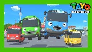 Download Video Tayo Lagu Pembukaan Tema Kompilasi l lagu untuk anak-anak l Hey Tayo! l Tayo bus kecil MP3 3GP MP4