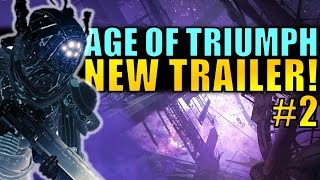 Showcasing another NEW Trailer for the Age of Triumph!This time teasing the upcoming Live Stream Reveal of Weekly Activity changes in the new Destiny Update!We got to take a look at the updated Prison of Elders, and also saw the newly announced Daybreak Strikes!--- Official Merch: https://shop.bbtv.com/collections/kackishd--- My Twitter: https://twitter.com/RickKackis--- My Twitch Channel: http://www.twitch.tv/kackishd/profile