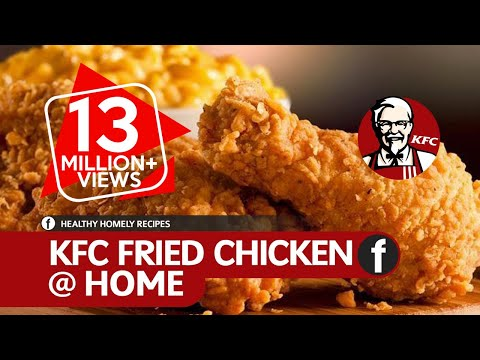 How To Make KFC Fried Chicken   Crispy Spicy Fried Chicken Recipe   Fuze HD   Dish 04