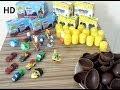 17 Farklı Sürpriz Yumurta Açma | 17 Unboxing Surprise Eggs HD