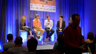 SXSW -The Future of Crowdfunding Panel @ Startup America