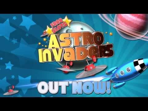 Video of Astro Invaders Slots