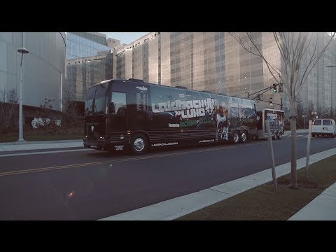 Laidback Luke Musically Driven Bustour Video