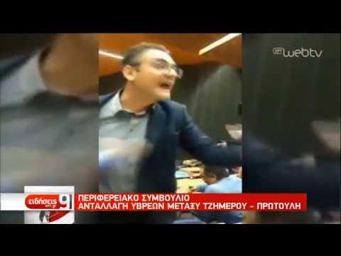 ΠΕΣΥ Αττικής: Ανταλλαγή ύβρεων μεταξύ Τζήμερου-Πρωτούλη | 28/11/2019 | ΕΡΤ