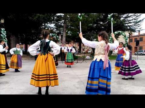 Grupo de Danzas Infantil de Villalbilla de Burgos - Valseada de Arcos - 21 de mayo de 2016