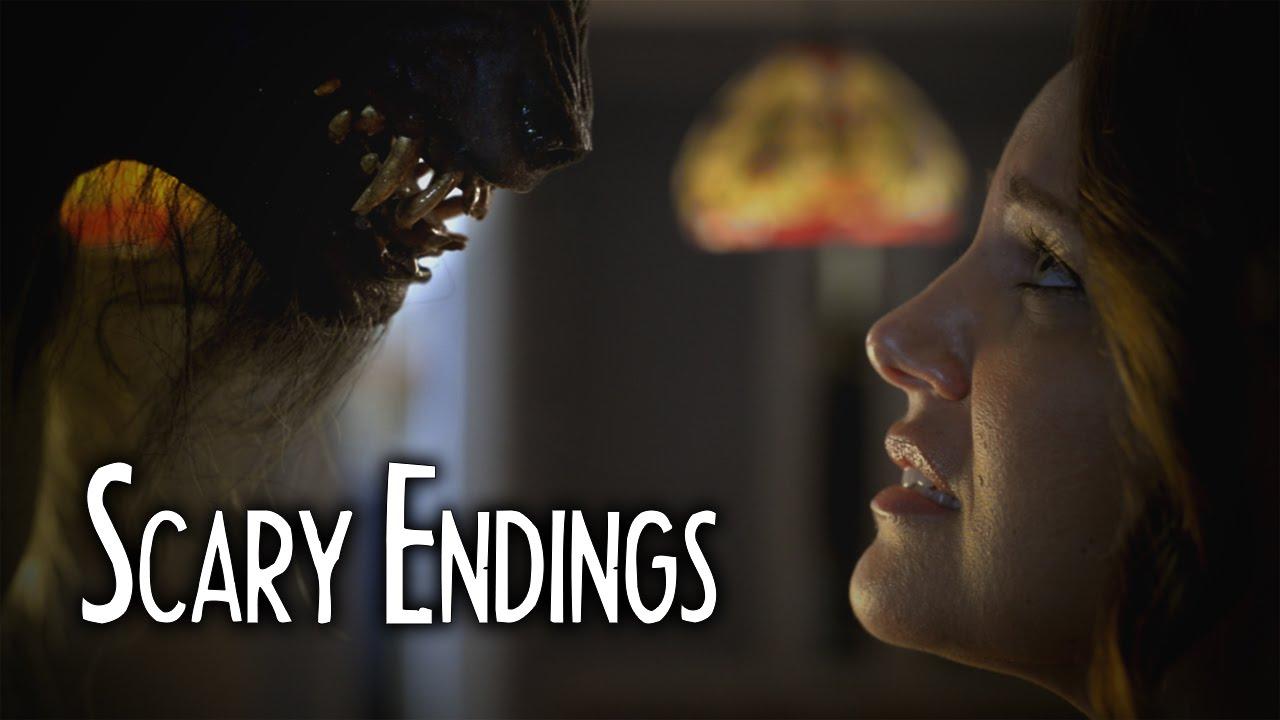 "Short Horror Film ""Yummy Meat: A Halloween Carol"" - Scary Endings 1.4"