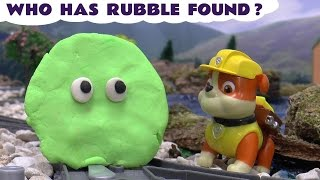 Who has Rubble Found?