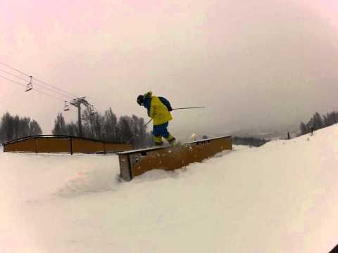 Ski bloopers....