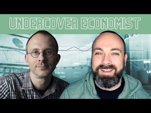 Why Undercover Economist Tim Harford pulled all of his money from the stock market
