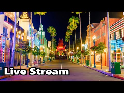 Hollywood Studios Live Stream - 1-26-18 - Walt Disney World