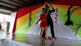 Search for TMK Prince and Princess 2017 (Talent Portion) Angela Amper
