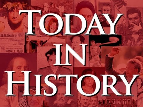 Today in history: July 14