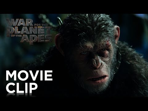 War for the Planet of the Apes (Clip 'I Came for You')
