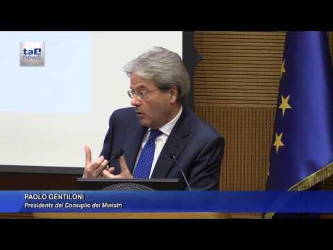 GENTILONI: CONTINUEREMO RIFORME E LAVORO RENZI