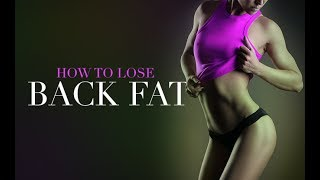 Learn how to lose lower back fat with our 90 day fitness and nutrition program http://athleanx.com/x/lose-lower-back-fatIf you are wanting to know how to lose lower back fat, this video will give you our best tips and a complete lower back workout.  To get rid of lower back fat, you can't rely on low back exercises alone. If you want to lose back fat you'll need to change your nutrition to lose overall bodyfat because it's not possible to spot reduce.  The secret to burning back fat starts with nutrition and is greatly helped by a workout plan that includes both cardio and strength simultaneously.To see how to get rid of lower back fat check out the exercises in this workout.  There are 4 moves in this low back workout. Give each of the low back exercises a try to make sure you can do it safely before attempting the complete workout to lose back fat.  If you are a beginner shoot for 1-2 rounds of this routine to get rid of lower back fat. If you are more advanced you can try for 3-4 rounds of this routine to lose lower back fat.  If you are looking for a full length routine to show you how to lose love handles, check out our complete Athlean-XX for Women program https://athleanx.com/best-workout-program-for-women/getleanHere are the exercises that make up this lower back workout:1) Leg Extensions2) Low Rows3) 1 Leg Bridge Jumps4) 1 Leg ExtensionLearn how to get rid of back fat on our Youtube channel https://www.youtube.com/user/womensworkouts