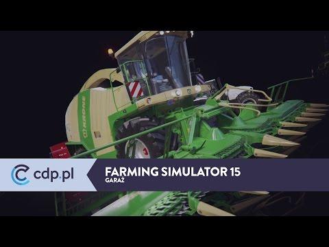 40 producentów i ponad 140 maszyn rolniczych, czyli co mamy do dyspozycji w grze Farming Simulator 15