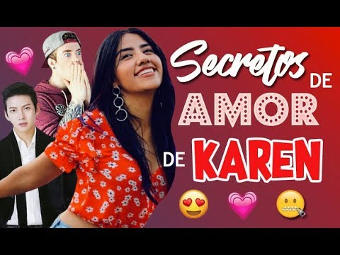 Videos de amor - LOS SECRETOS DE AMOR DE KAREN POLINESIA - Video especial por su cumpleaños 26