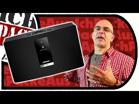 BOSE SoundTouch Portable Serie II WiFi MUSiC SYSTEM (Unboxing / Test)