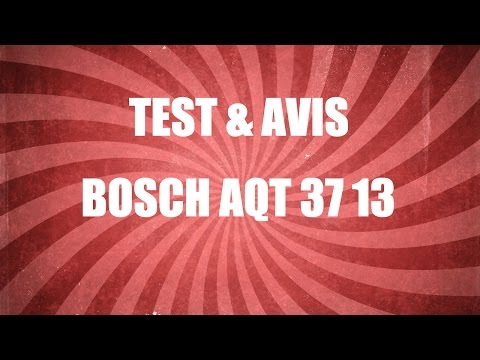 Bosch AQT 37 13 : Test et avis