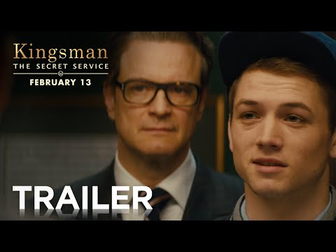 Kingsman: The Secret Service (Trailer 3)