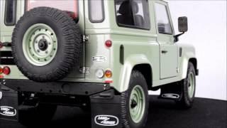 Kyosho Land Rover Defender 90 Heritage