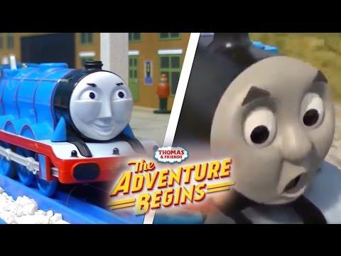lokomotivet thomas på tv