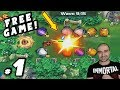 New Free Game Tower Defense: Battle Zone Gameplay Pt 1