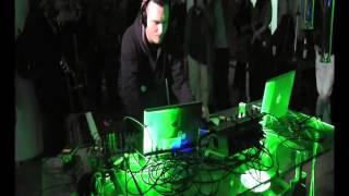 Video ALEFF - live act at HOUSE Of ARTS In BRNO CITY (Moonsession I.)