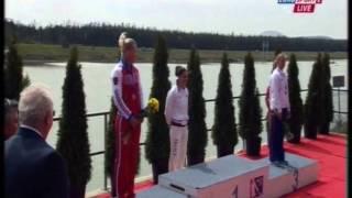 2015 Račice K1 200m Women Canoe Sprint European Championships
