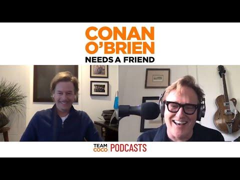 Conan & David Spade Swap Stories About Norm Macdonald 02/08/21 | Conan O'Brien Needs a Friend