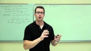 Intermediate Algebra Lecture 12.1