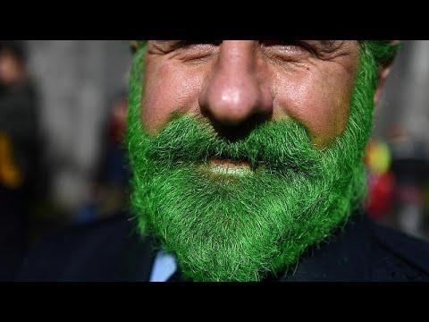Η Ιρλανδία τιμά τον Άγιο Πατρίκιο