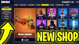 SKIN SHOP UPDATE! | *NEW* Permanent Rarest Skins & Gliders! ( Fortnite News Idea )