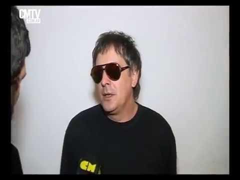 Los Brujos video Entrevista 2015 - El Regreso en CM Rock