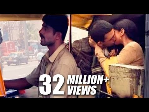 Mumbai Autowallas On Couples Kissing In Rickshaw