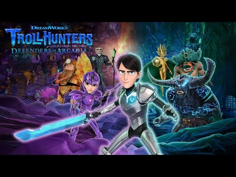 Trollhunters: Defenders of Arcadia - Official Launch Trailer