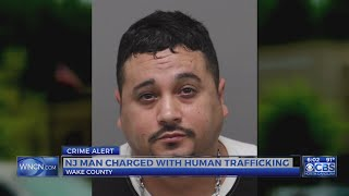 Human trafficking arrest made in Cary