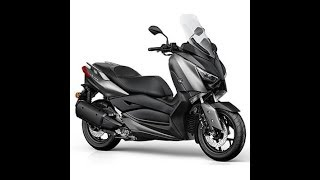 3. Yamaha XMAX 300 Specifications
