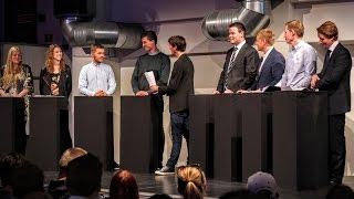 Ungdomspartileder-runden 2015