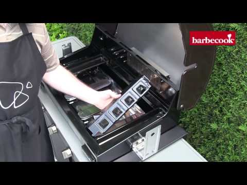 Pellicola raccogli grasso per BBQ a Gas