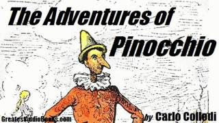 THE ADVENTURES OF PINOCCHIO (AudioBook)